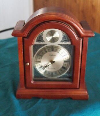 Beautiful Waltham Westminster Chime Bracket Clock