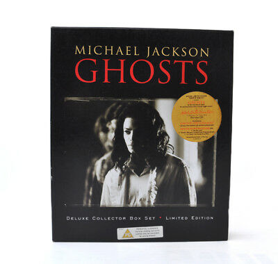Michael Jackson Ghosts (Deluxe Collector Box Set)