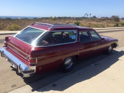 1974 Buick Estate Wagon  Loaded Two Owner/California Car/Clean Title