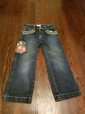 Old Navy 4T Girls Jeans EUC