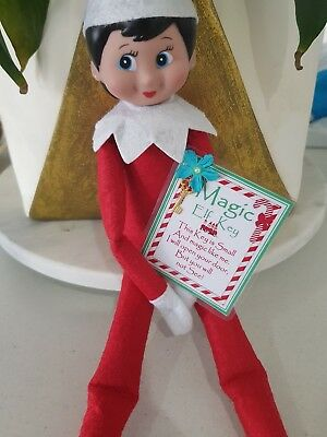 elf - shelf Homemade  MAGIC KEY  accessories