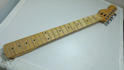 Mighty Mite Stratocaster Hals Reversed Headstock