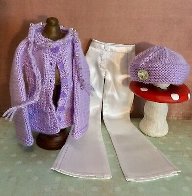 Beautiful Winter Outfit for Ellowyne Wilde, Amber, Prudence, Lizette Dolls