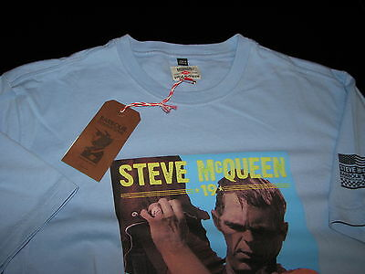 Barbour International Steve McQueen Zone Colorado B  T Tee Shirt  XL Extra Large