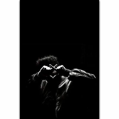 Art The Weeknd Abel Makkonen Singer Rapper Music Poster 20x30 24x36 P1542