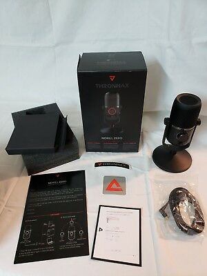 THRONMAX MDRILL DOME Professional USB Studio Condenser Microphone