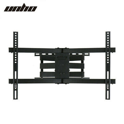 Articulating Arm Curved and Flat TV Wall Mount Full Motion Tilt for 32-70 Inch