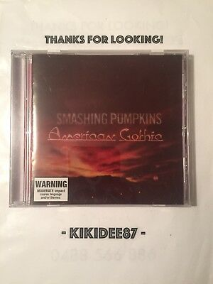 Smashing Pumpkins American Gothic CD *As New Condition**