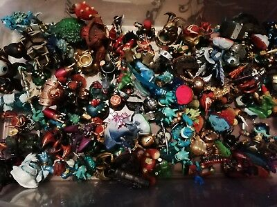 90+ Skylanders Mixed Bundle Of Figures. Multi Platform games cards Job lot.