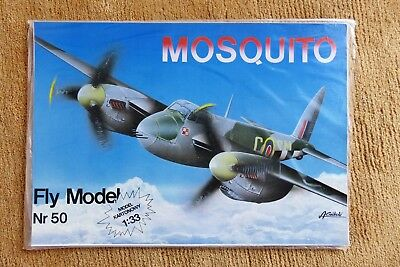 Mosquito  Fly Model No. 50