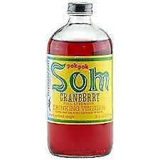 Pok Pok Som Cranberry Drinking Vinegar 473ml