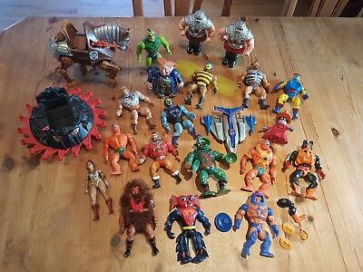 Masters of the Universe Sammlung, He-Man, Heman Figuren