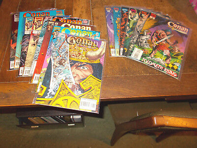 Conan the Adventurer - Complete set of 14 issues 1-14 Marvel 1994 VFN