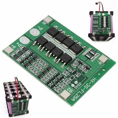 3S 25A Protection PCB Board w/Balance BMS for 18650 Li-ion Lithium Battery Cell