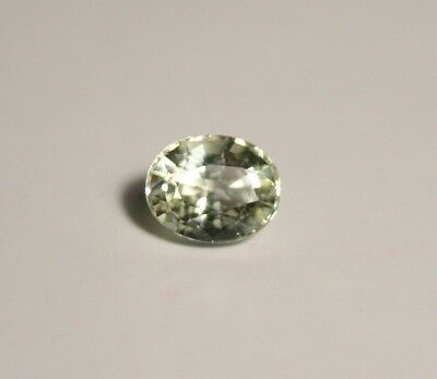 1.3ct Yellow Burmese Chrysoberyl - Beautiful Custom Cut Gem No.2