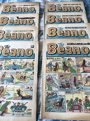 BEANO COMIC No  988 And Various Others 11 In Total