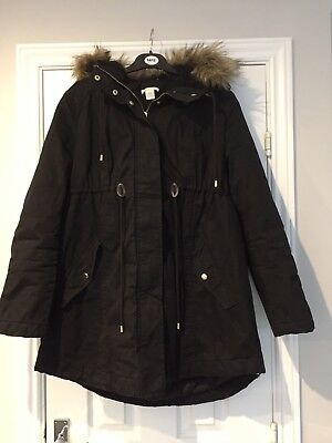 H&M Maternity Coat Size M