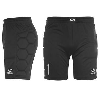 Sondico Keeper Shorts Mens - Brand New With Tags - Large - Black - RRP £23.99