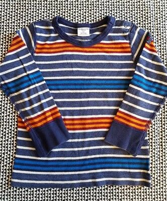 Polarn O. Pyret Striped Top 18-24 Months 1.5 - 2 years