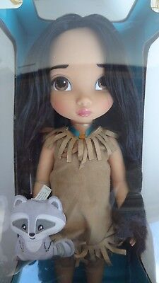 First Edition Disney Animators' Collection Pocahontas Exclusive 16-Inch Doll