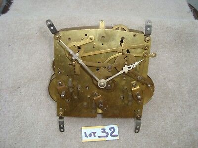 'Perivale' British Antique Clock with Striking / Chiming movement