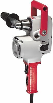 New Milwaukee 2 Speed 7.5 Amp 1/2 in Corded Right Angle Hole Hawg Drill # 1675-6