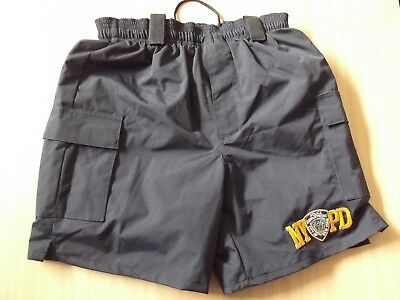 Cargo-Hose-Shorts-Pants NYPD-New York Police  Gr.XXL