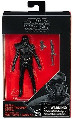 Star Wars The Black Series Imperial Death Trooper 3 3/4 Inch Action Figure NIB