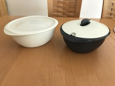 tupperware thermo duo 3,5l, OVP, Beige