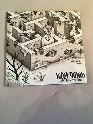 Wolf Down - Stray From The Path Vinyl OVP
