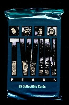 Twin Peaks - For Sale Is A Rare Original 1991 Series Star Picks Trade Card Pack