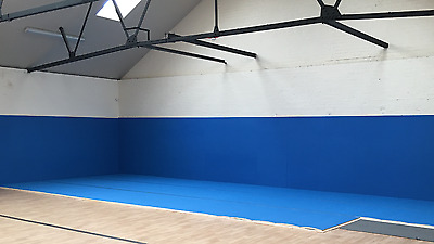4M X 1 5M Flexi Roll Out up Mats Judo BJJ MMA Dance