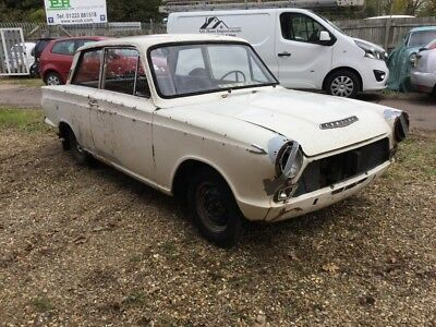 Ford cortina gt Mk1, Classic ford, barn find cortina Mk1, ford import