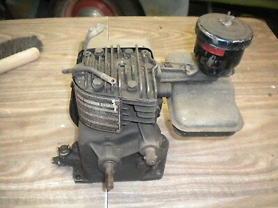 Vintage 5S Briggs & Stratton Gasoline Engine for Parts