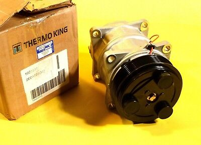 ~~NEW~~ Genuine A/C Compressor 6 Groove OEM THERMO KING 102-1059