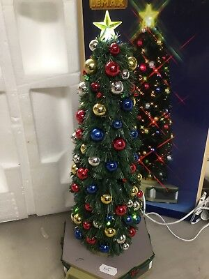 Lemax Majestic Christmas Tree 24500 Needs Attention 65