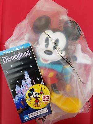 NEW Mickey 90th Birthday Disney Parks Exclusive Souvenir Sipper Cup & Pin Button