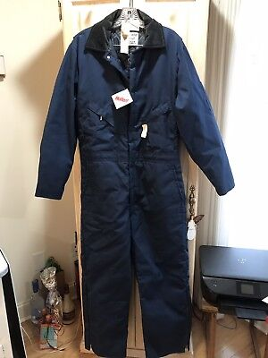 Vintage Walls Insulated Coveralls Work Wear Jumpsuit L