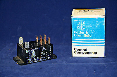 Potter & Brumfield T92S11A22-240 Power Relay 30 Amp 240 VAC T92S11A22 New