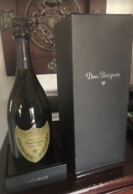 Dom Perignon vintage 2002 750 ml Champagne . Sealed Box