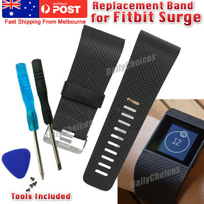 Replacement Band Silicone Wrist Strap Wristband For Fitbit Surge Tracker