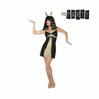 BB S1103879 Costume per Adulti Th3 Party Dea egizia Taglia:XS/S