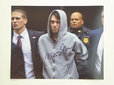 Martin Shkreli Pharma Bro Elea Capital RARE Signed Autographed 8x10 Photo