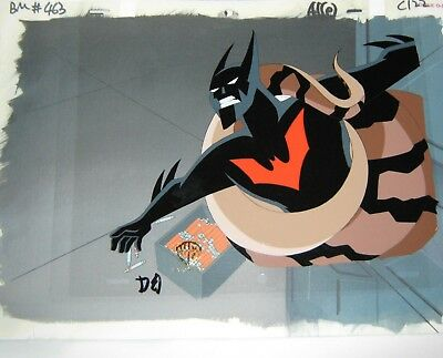 Original production cel  - Batman Beyond
