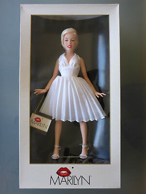 MARILYN MONROE 'Seven Year Itch dress' Limited Edition 1983 Vinyl World Doll