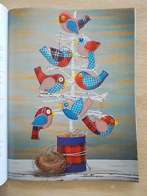 Brilliant Patchwork Ideas #2~20 Projects~Quilts~Runners~Wall-Hangings~Xmas