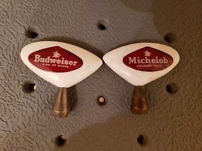 Rare beer tap handles from the 1960s