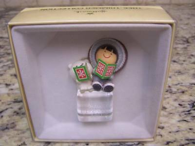 1980 Hallmark Cool Yule Frosty Friends First In Series Ornament
