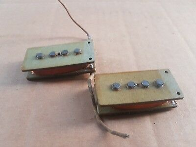 1966 FENDER PRECISION BASS PICKUP - made in USA