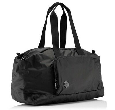 New Crumpler 27L Sardine Stow-Able Duffle Bag in Black Colour